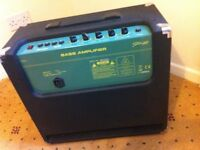 NEARLY NEW!!! Stagg 60 Watt Bass Amp