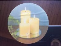 Wedding table mirrors set of 11 only £25.00