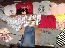 Girls clothes bundle age 8-9