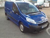 CITROEN DISPATCH 2.0 HDI 2010 6 SPEED £2295 MAY PX
