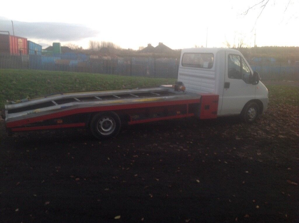 Recovery truck £3250