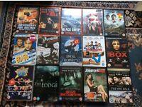 Various DVD titles - job lot