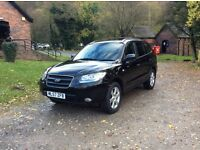 Hyundai Santa Fe 4x4 2.7 V6 petrol For sale