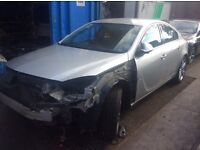 VAUXHALL INSIGNIA, 2.0 CDTi, 2010BODY SHELL ONLY, FOR SALE