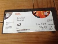 Two DERREN Brown tickets. Cardiff. May11