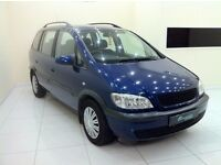 Vauxhall Zafira 2.0 DTi 16v Design 5dr - 12 Month MOT - Service History - 7 Seater Diesel