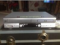 JVC DVD Player Video recorder VR-XV1EK virtually unmarked