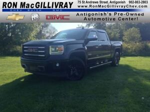 2015 GMC Sierra 1500 SLT..Sunroof..$345 B/W Tax Inc..GM Certifie