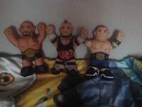 WWE Brawling Buddies