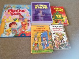 Children's books - Enid Blyton collection