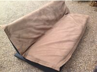 Metal action SOFABED ....free local delivery