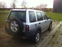 Land Rover Freelander 1.8 Petrol