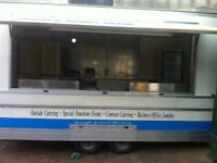 """Catering Trailer 20"""""""