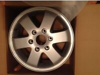 mercedes sprinter alloy wheel
