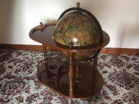 Globe Drinks Trolley £55.00