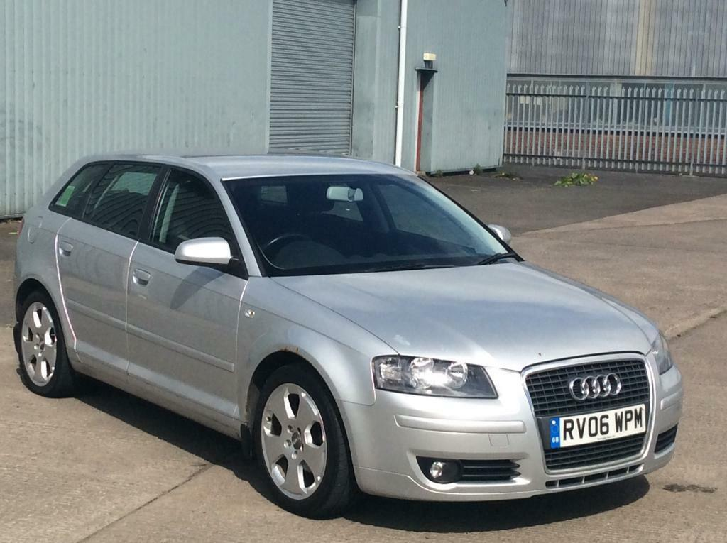 2006 audi a3 1 9tdi 105bhp 5dr sportback in northumberland gumtree. Black Bedroom Furniture Sets. Home Design Ideas