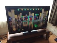 Panasonic 50 inch 3D plasma tv
