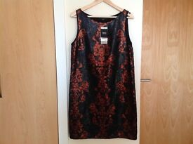 Next sparkly dress size 12 new with tag