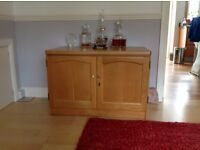 Coffee tables x 2 and sideboard