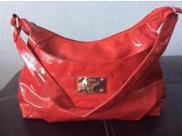 LOVELY RED BAG