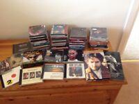 About 60 Bob Dylan cds