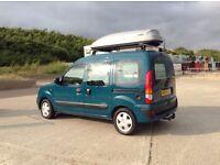 Micro camper/ fishing van / festival van .