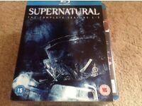 Supernatural series 1-5
