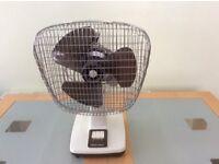 Xpelair-Taurus desk fan