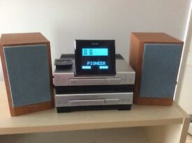 Pioneer stereo XC-L5