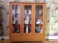 SOLID DISPLAY CABINET / UNIT