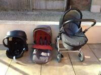 Mamas & Papas Urbo Travel System