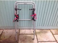 Halford's Metal Clamp High 3 Bike Carrier