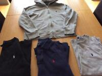 Boys Designer Ralph Lauren bundle aged 10-12