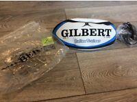 Gilbert training ball