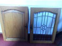 Kitchen unit doors