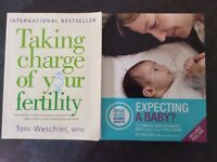 Fertility and pregnancy books