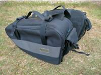 Oxford Sovereign soft motorcycle panniers