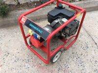 GENERAC ET 2100 OHV portable Petrol generator. TECUMSEH OHH 50hz engine. Great condition hardly used