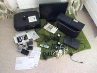 Electrical bundle tv faulty sound bar base speaker camera ect not sure if they are working