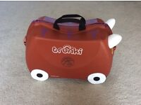 Gruffalo Trunki Ride-on-suitcase + FREE The Gruffalos Child book