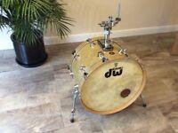 Dw collectors Jazz bass drum 22x14