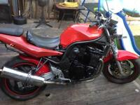Suzuki Bandit 600 Streetfighter