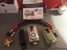 Propane Automatic Changeover Kit