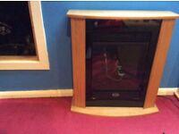 Dimplex micro fire suite