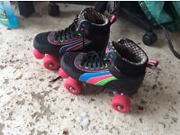 Girls/ladies roller boots size 5 - 5.5