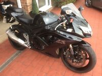 Totally standard, low miles , well looked after , all black GSXR 600 - never ridden in rain-must go