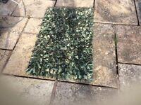 Rag rug ( camouflage design )
