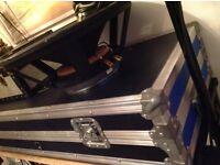 Flight Case for DJ Decks & Mixer Quality flight case for Technics Etc