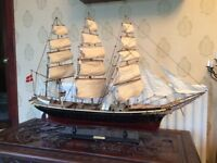 Model Tall Ship 'Georg Stage 11'