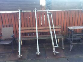 For sale transit Mk7 roof bars